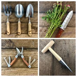 gardening tool names